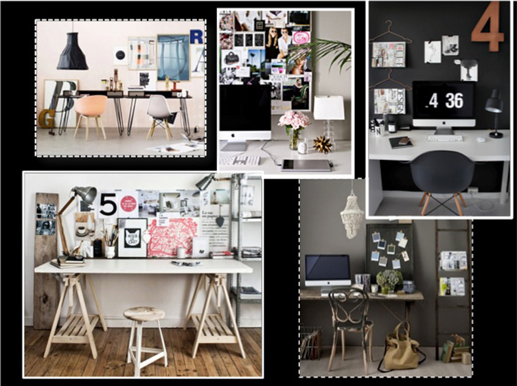 work area inspiration