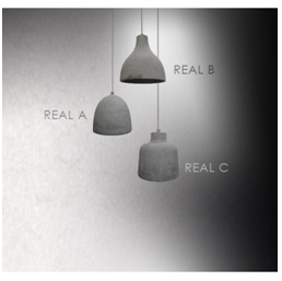 Real Pendant Light