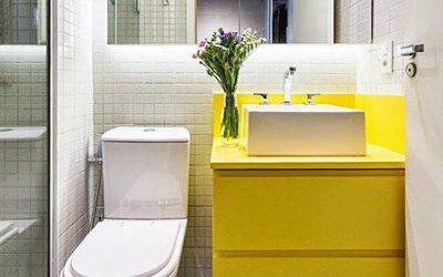 Kona colour of the year 2016 highlight bathroom one blog