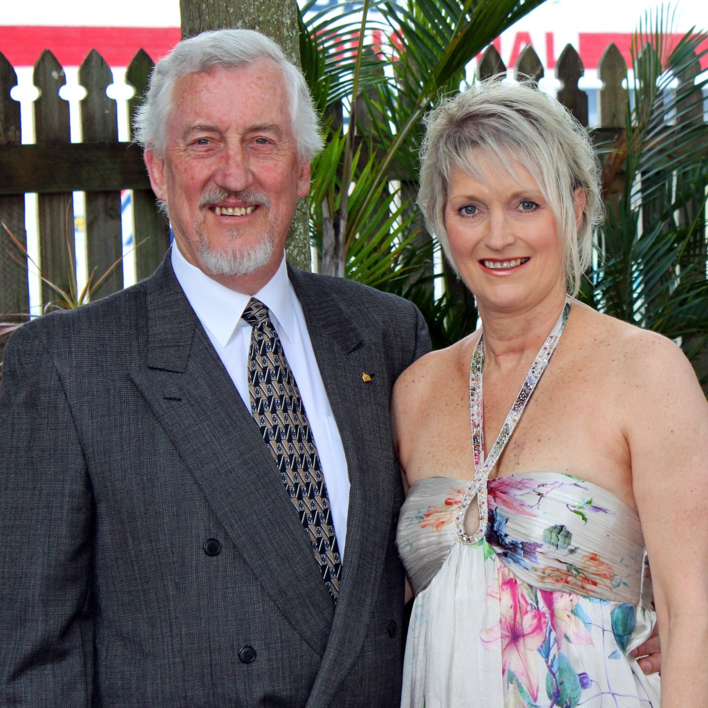 Gary and Lynette
