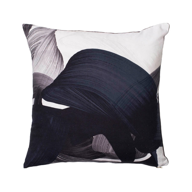 Our Favourite - adrian charcoal cushion