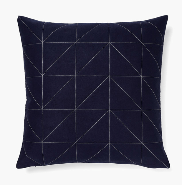 Our Favourite - kami cushion in indigo