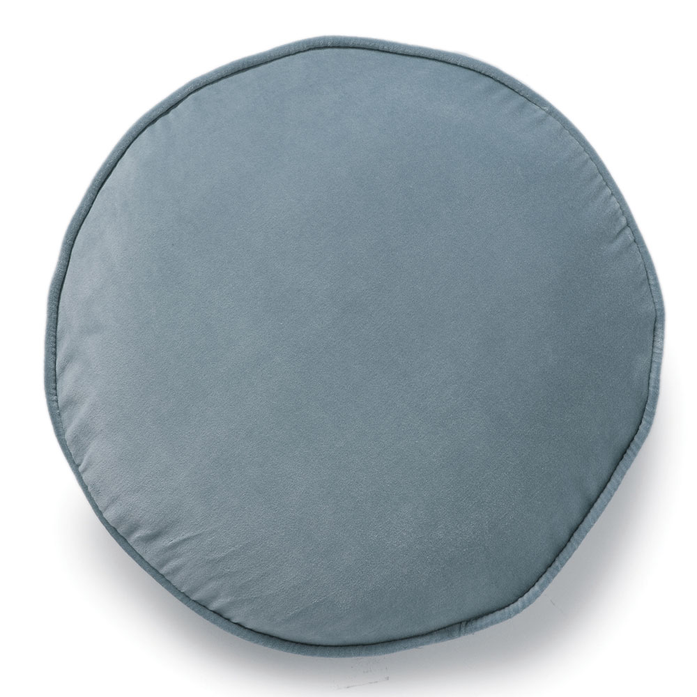 Our Favourite - lead velvet pea cushion