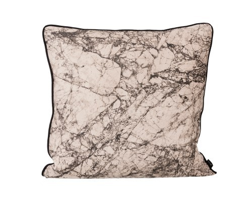 Our favourite - marble rose cushion