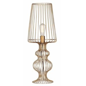 Favourite lamp - gatsby table lamp in gold