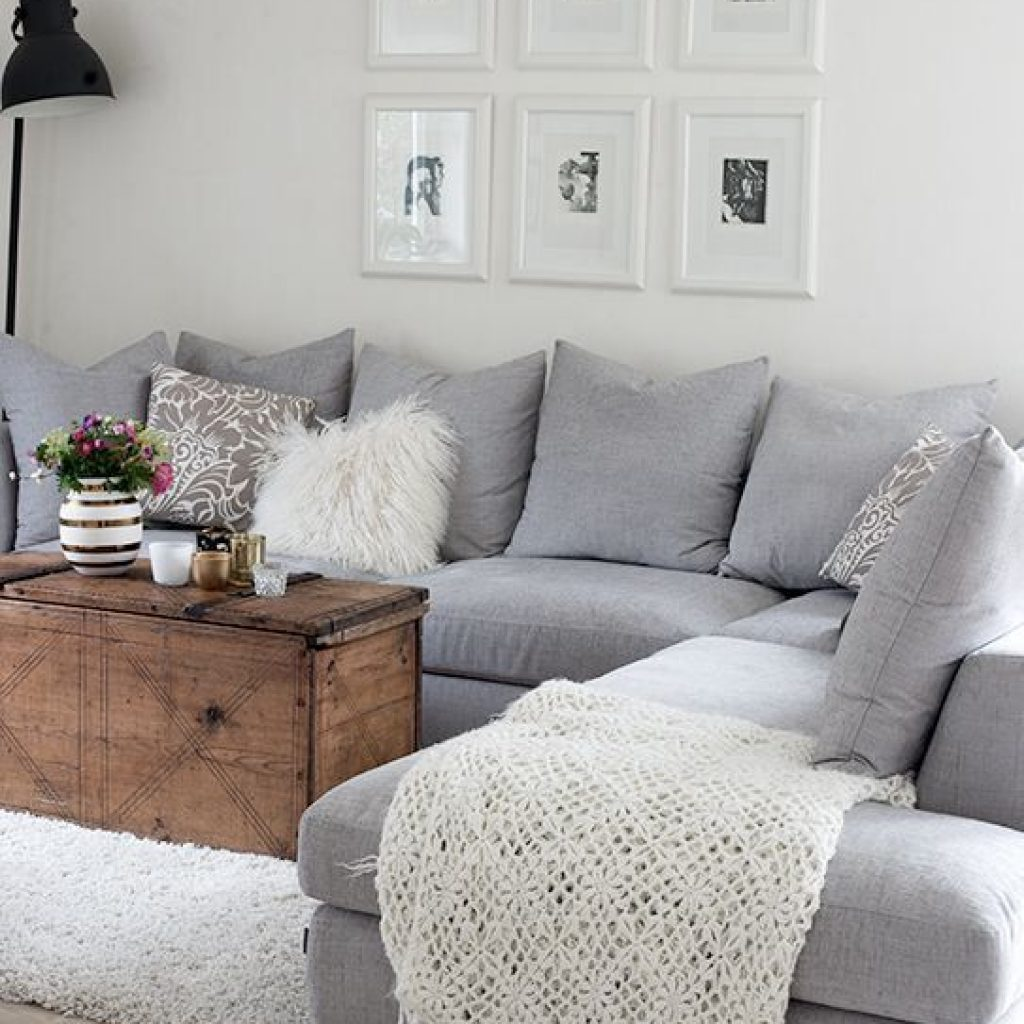 Staging Sectional Sofas