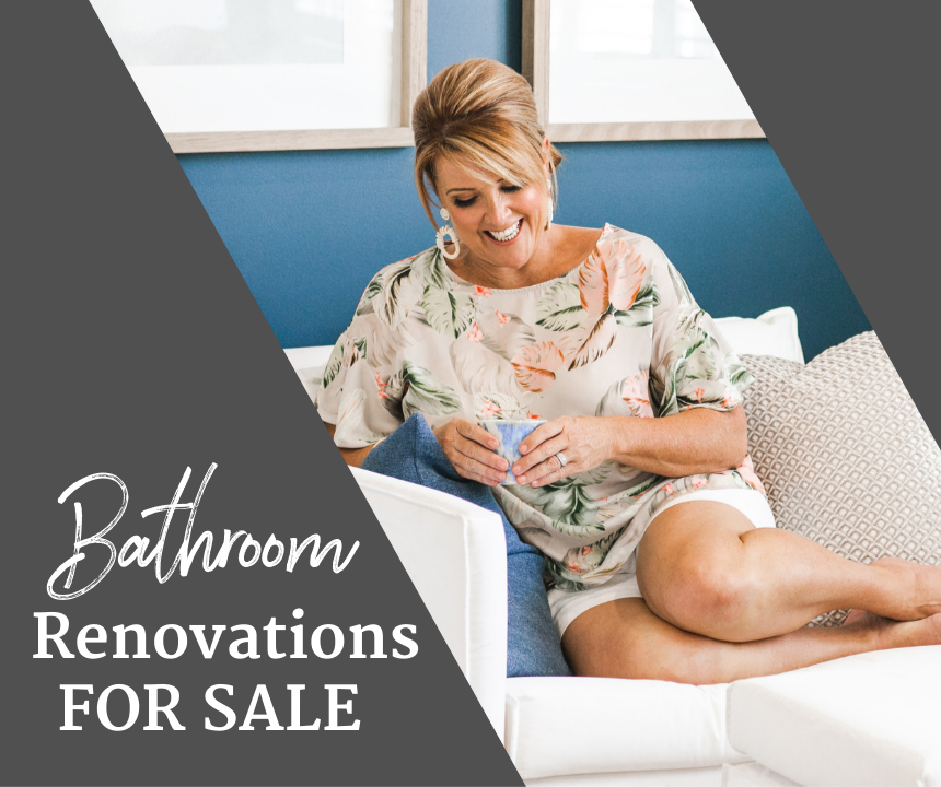 Bathroom renovations for sale