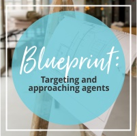 Blueprint targeting and approaching agents