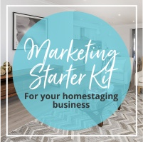 Marketing starter kit for home staging