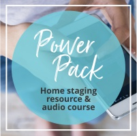Power pack home staging resource and audio course