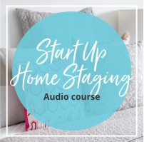 Learn how to start your own home staging business with our exclusive to IIHS members audio course