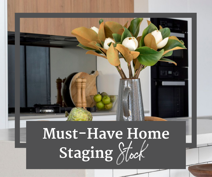 Must Have Home Staging Stock
