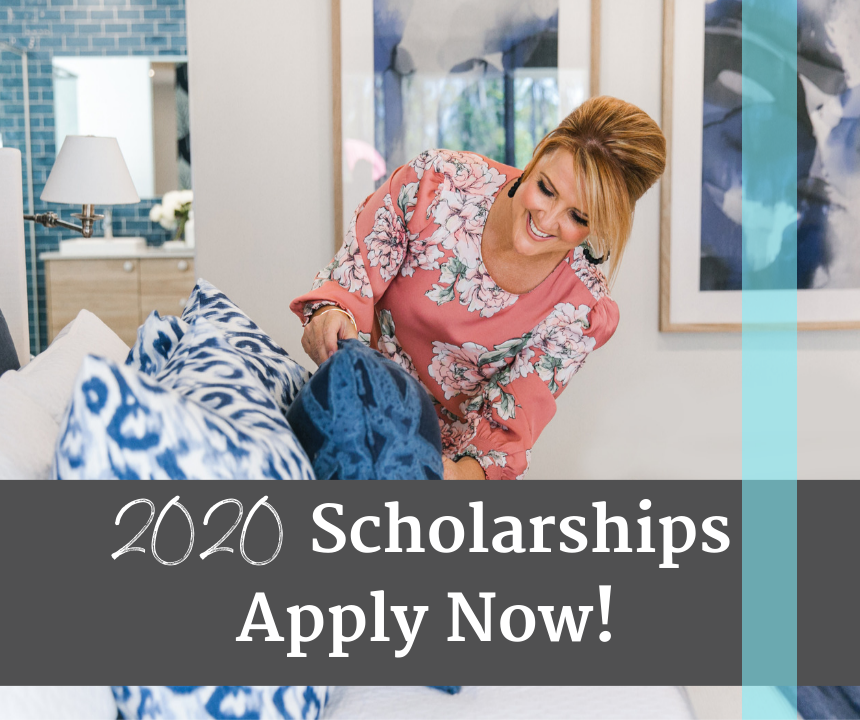 Home Staging Scholarships