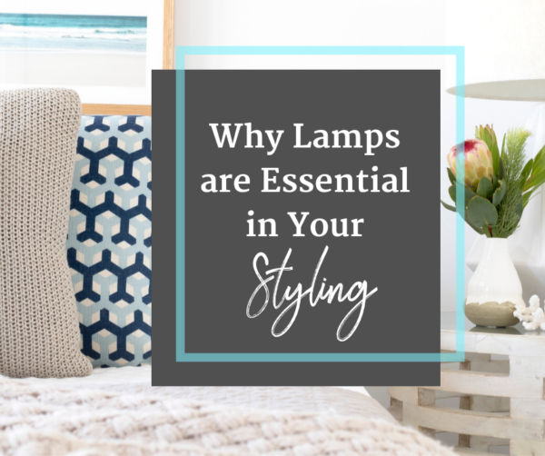 Lamps Home Staging