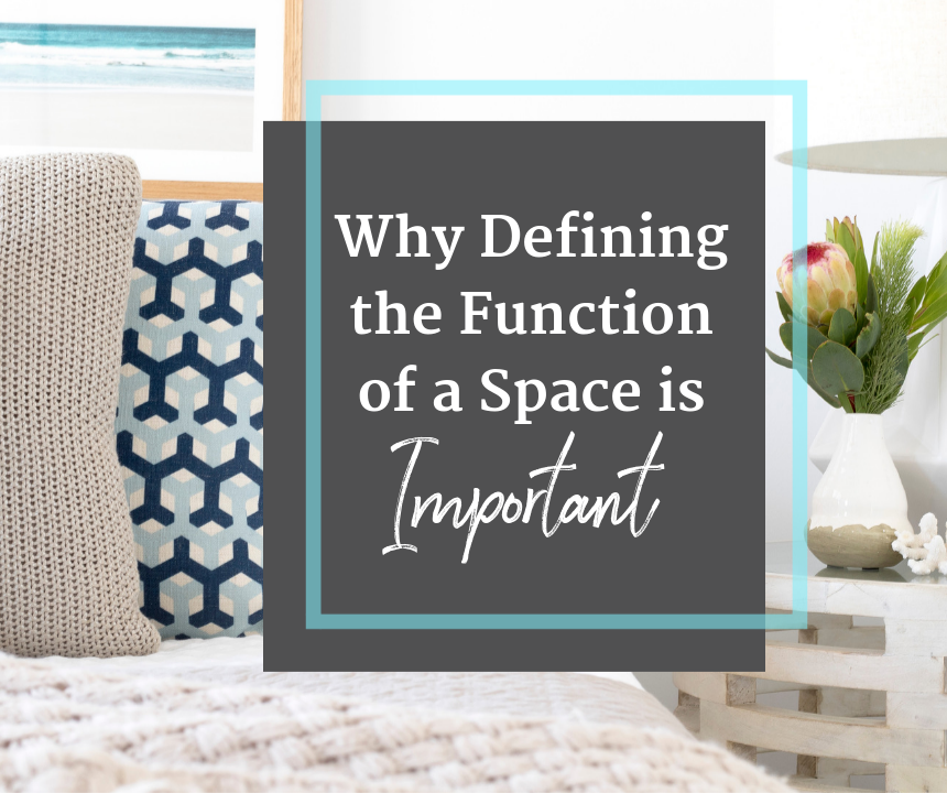Defining Function of a Space