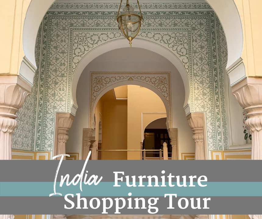India Shopping Tour