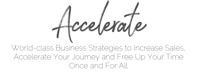 Accelerate Course