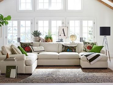 The Do's and Do Not's when Staging Sectional Sofas