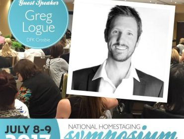 Greg Logue | 2017 National Home Staging Symposium